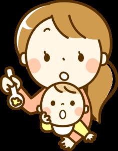 赤ちゃんとママと離乳食